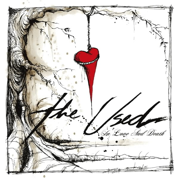 in love and death used. The Used, In Love And Death, 2004
